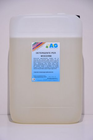 detergente per moscerini
