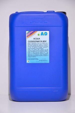 acqua ossigenata A&G