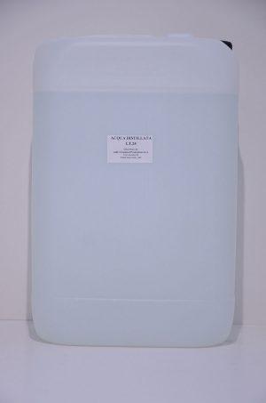 acqua distillata 0.25 ltiri A&G