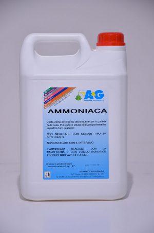ammoniaca A&G