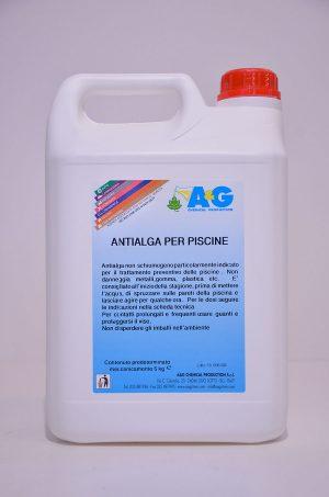 antialga per piscine A&G