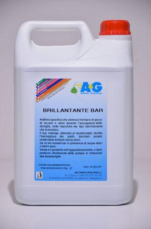 brillantante bar A&G