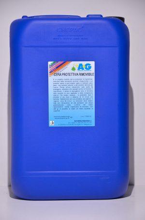 cera protettiva rimovibile A&G