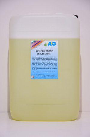 detergente cerchi extra A&G