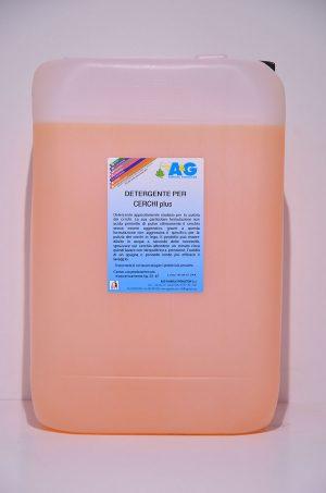 detergente cerchi plus A&G
