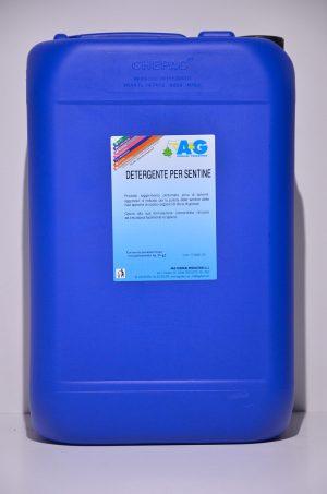 detergente per sentine A&G