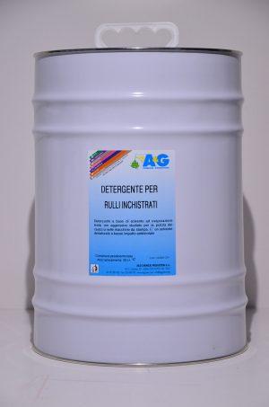 detergente per rulli inchistrati A&G