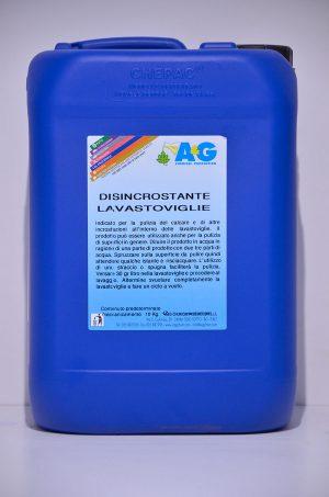 disincrostante lavastoviglie A&G