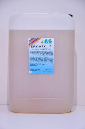 dry wax lp cerca autoasciugante a velo A&G