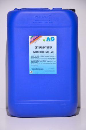 detergente per impianti fotovoltaici A&G