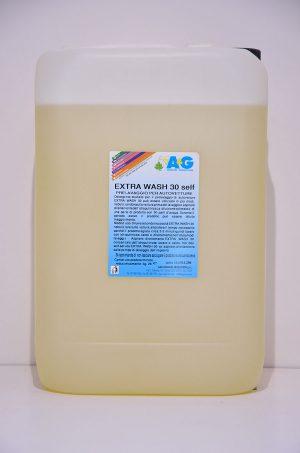extra wash 30 self per prelavaggio autovetture A&G