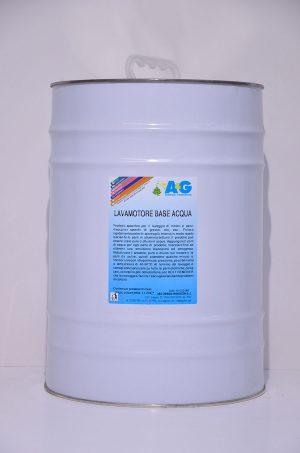 lavamotore a base di acqua A&G