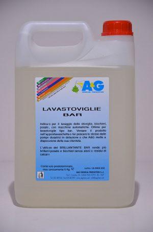 lavastoviglie bar A&G