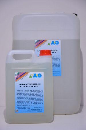 lavastoviglie liquido bar A&G