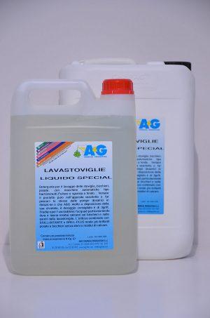 lavastoviglie liquido special A&G