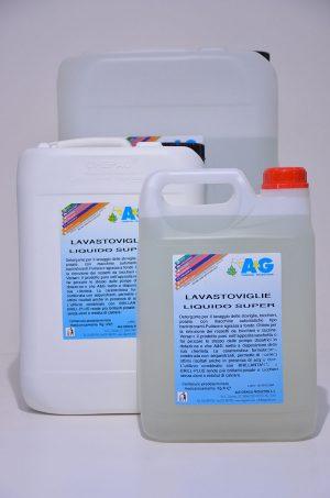 lavastoviglie liquido super A&G
