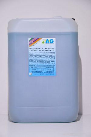 detergente lavatrice liquido concentrato