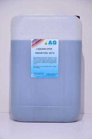liquido radiatore -35°C A&G
