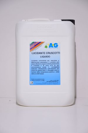 lucidante per cruscotti liquido A&G
