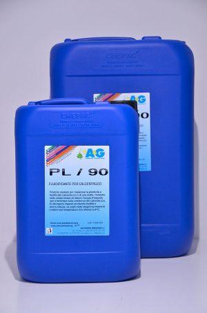 pl 90 fluidificante per calcestruzzi A&G