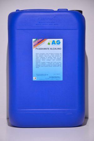 passivante alcalino A&G