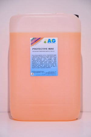 cera autoasciugante a velo protective wax A&G