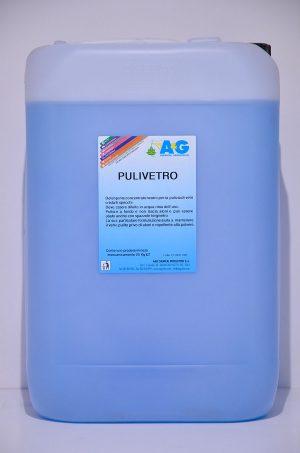 detergente concentrato pulivetro A&G