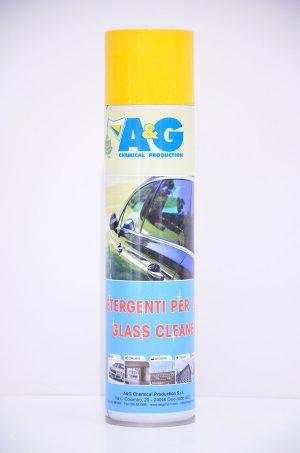 pulivetro spray A&G