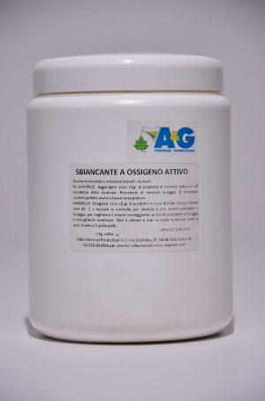 sbiancante ad ossigeno attivo A&G