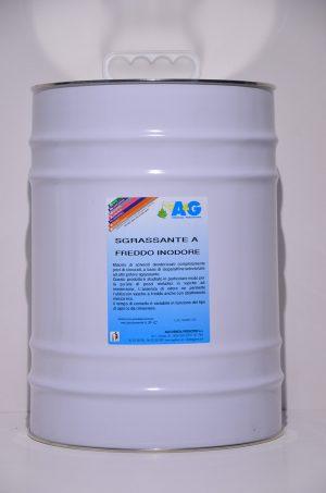 sgrassante a freddo inodore A&G