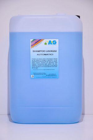 shampoo lavaggi automatici per impianti di lavaggio a spazzoloni A&G