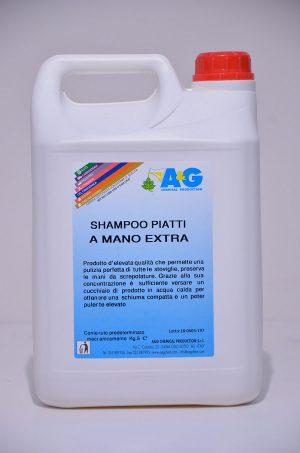 shampoo piatti extra A&G