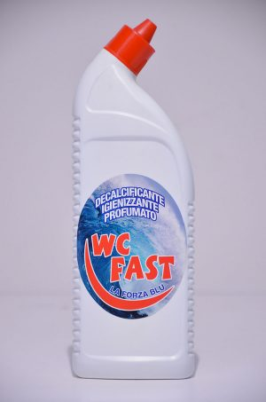 wc fast decalcificante igienizzante profumato A&G