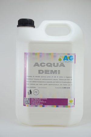 acqua demi fai da te A&G