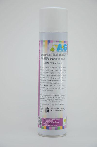 Cera Spray Per Mobili Aegchem