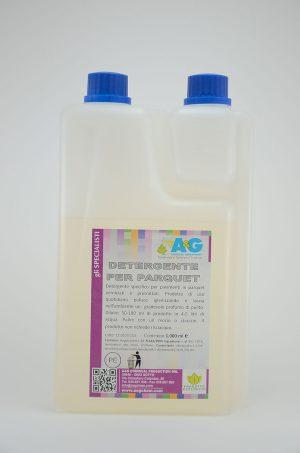detergente per parquet pavimenti A&G