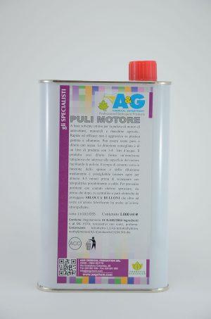 puli motore fai da te A&G