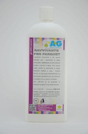 ravvivante per parquet pavimenti A&G