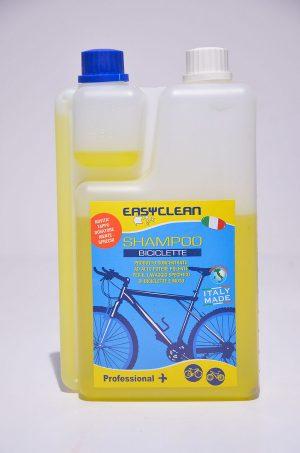 shampoo autolucidante biciclette A&G