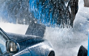 Professional products for automatic car washes