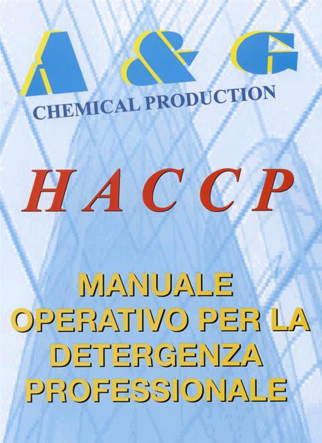 manuale operativo per la detergenza professionale A&G