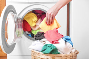 Products for household laundry