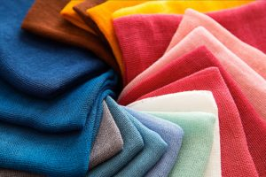 Professional products for cleaning fabrics