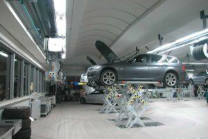 Prodotti per autofficine e concessionarie auto e moto