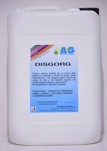 disgorg pulizia tubazioni