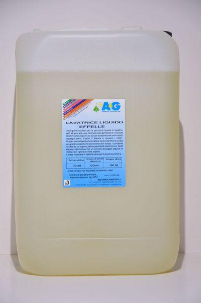 Detergente Lavatrice Liquido Effelle